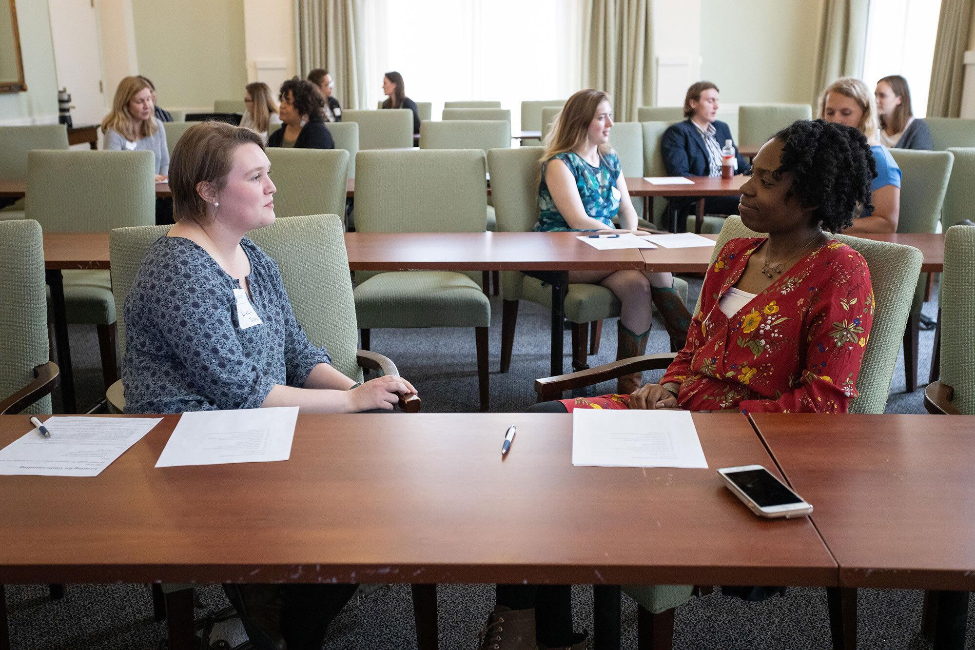 NC Humanities Can We Talk Photo
